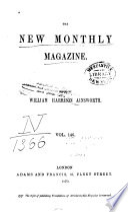 New Monthly Magazine Pdf/ePub eBook