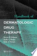 Handbook of Dermatologic Drug Therapy