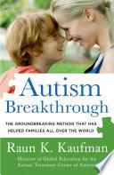 Autism Breakthrough Book