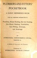 Plumbers and Fitters  Handbook