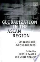 Globalization in the Asian Region