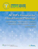 ACSM's Resources for Clinical Exercise Physiology Book