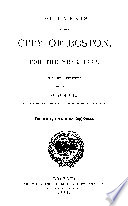 Documents of the City of Boston