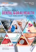 Proceedings of 25th Euro Congress and Expo on Dental   Oral Health 2017