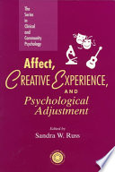 Affect  Creative Experience  and Psychological Adjustment