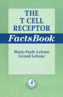 The T Cell Receptor FactsBook Book