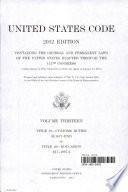 United States Code  2012 Edition