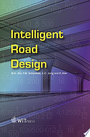 Download Intelligent Road Design Free Books - Read Books
