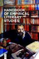 Handbook Of Empirical Literary Studies
