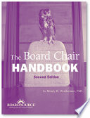 The Board Chair Handbook