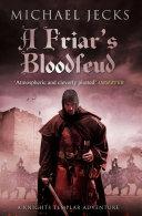 A Friar's Bloodfeud (Knights Templar Mysteries 20) Pdf