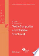 Textile Composites and Inflatable Structures II Book