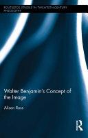 Pdf Walter Benjamin's Concept of the Image