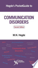 Hegde s PocketGuide to Communication Disorders