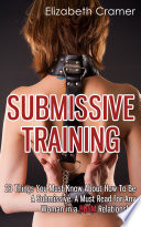 Submissive Training