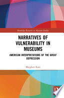 Narratives of Vulnerability in Museums Book