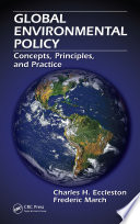 Global Environmental Policy Book