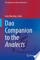 Dao Companion To The Analects Book PDF