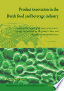 Product innovation in the Dutch food and beverage industry