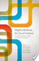 Digital Methods for Social Science