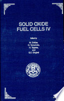 Proceedings of the Fourth International Symposium on Solid Oxide Fuel Cells  SOFC IV  Book