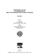 Proceedings of the 14th International Ship and Offshore Structures Congress