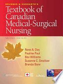 Brunner   Suddarth s Textbook of Canadian Medical surgical Nursing Book PDF