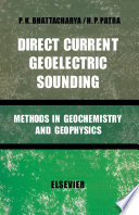 Direct Current Geoelectric Sounding
