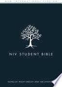 """NIV, Student Bible, eBook"" by Philip Yancey, Tim Stafford, Zondervan,"