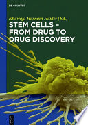 Stem Cells   From Drug to Drug Discovery