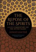 The Repose of the Spirits Pdf/ePub eBook