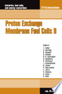 Proton Exchange Membrane Fuel Cells 9 Book PDF