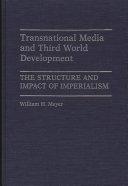 Transnational Media and Third World Development