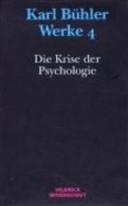 Die Krise der Psychologie