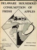 Delaware Household Consumption of Fresh Apples