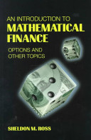 An Introduction To Mathematical Finance Book PDF