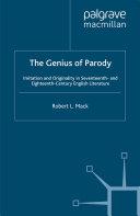 The Genius of Parody [Pdf/ePub] eBook