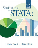 Statistics with STATA  Version 12