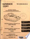 Technical Manual Organizational Maintenance