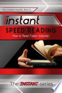 Instant Speed Reading Pdf/ePub eBook