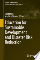 Education for Sustainable Development and Disaster Risk Reduction Book