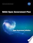 Nasa Open Government Plan Book PDF