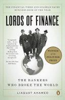Lords of Finance Pdf/ePub eBook