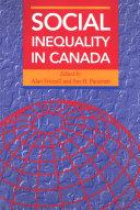 Social Inequality in Canada Pdf/ePub eBook