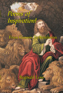 Pdf Poems of Inspiration! from Genesis to Revelation