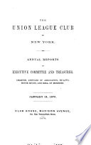 Annual Reports  Charter  Articles of Association  By laws  House Rules  and Roll of Members Book