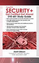CompTIA Security  Get Certified Get Ahead