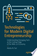 Technologies For Modern Digital Entrepreneurship Book PDF