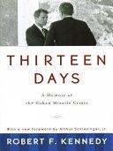 Thirteen Days Book