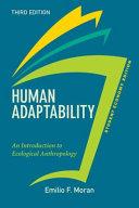 Human Adaptability, Student Economy Edition